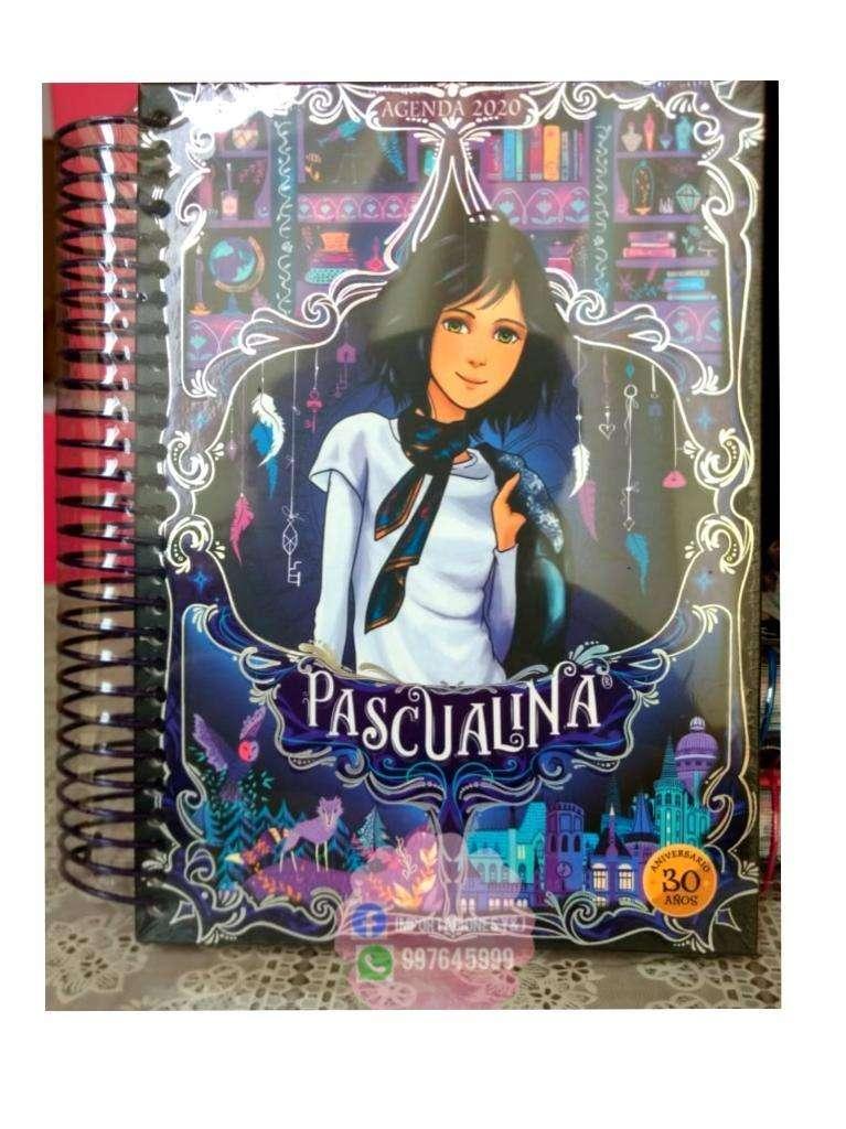 Agenda Pascualina 2020 0
