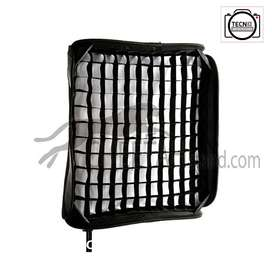 Softbox Professional Cheetah QBox24 con soporte Speed ​​Pro S
