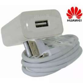 CARGADOR HUAWEI 100 % ORIGINAL 5V 1A CONSULTE CAPITAL FEDERAL
