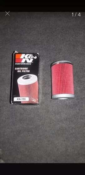 Filtro de aceite K&N kn-155
