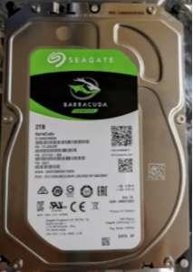 Disco duro interno Seagate Barracuda ST2000DM008 2TB NUEVO Para PC de Escritorio