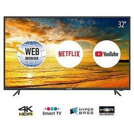 Televisor Panasonic 32'' LED Smart HD-TC-32FS500