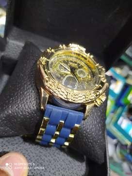 Reloj Invictus (Azul)