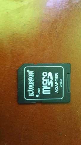 Se vende memoria de 16gb