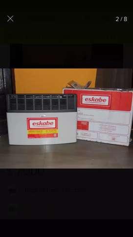 Estufa Eskabe sin salida 5000 k en caja nueva!!