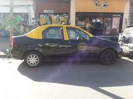 Taxi listo para trabajar GNC papeles al dia