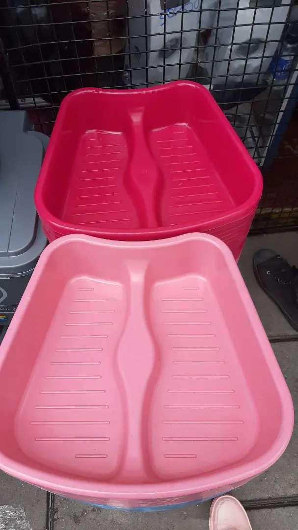 Lavapiés en plastico 0
