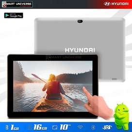 Tablet 10 Pulg WIFI ANDROID - 1GB RAM - 16GB - Doble Camara