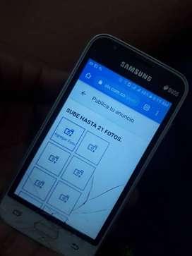 Vendo Celular  Samsung  J1 Míni
