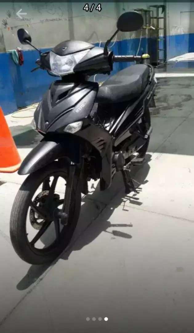 Vendo una moto marca JETTOR 0