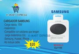 Cargador Inalámbrico Samsung Fast Charge