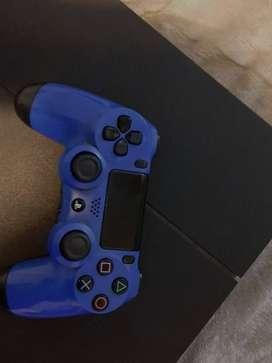 PS4 liquido con 23 juegos y 2 joysticks fifa 20