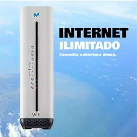 INTERNET ILIMITADO MOVISTAR. HOGAR