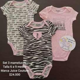 Venta de ropa usada de marca para bebé