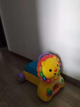 Andadera leon