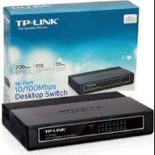 Switch 16 Puertos Tp Link