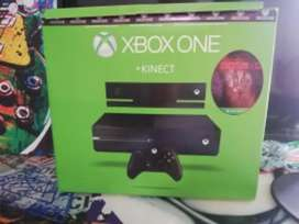 Xbox one feat 500 gb