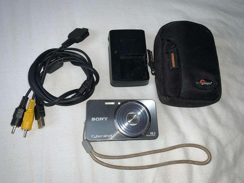Vendo Camara Sony Como Nuevas 0