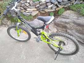 Bicicleta Aurora 20 DSX