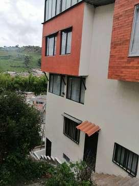 Alquilo apartaestudio para 1 persona Villamaría 450 con servicios agua, luz y gas. Sector residencial.