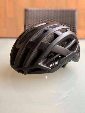 Casco ciclismo kask vlg negro matte