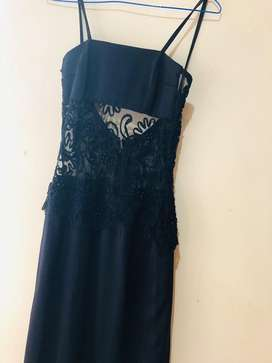 De oferta, Vestido negro de gala