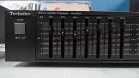 ECUALIZADOR TECHNICS SH-8028