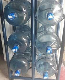 Se requiere vendedor-domiciliario para empresa de agua envasada