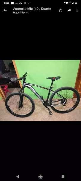 Vendo bicicleta Optimus