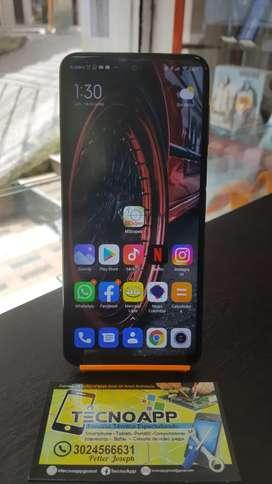 Cambió Redmi Note 9 pro y Samsung galaxy S6 Edge por un poco x3 pro de 256gb
