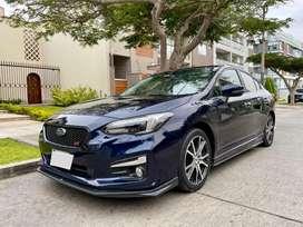 Subaru Impreza Limited 2018 full sunroof realmente impecable por donde la vean servicios registrados PRECIO EN DÓLARES