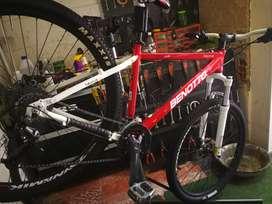 Vendo bicicleta Rin 27.5
