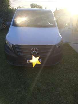 Mercedes Benz Vito 2017 v2 A/A 57.000 km reales