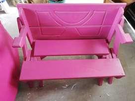Mesa-silla