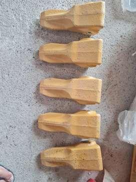Uñas de  excavadora 320GC