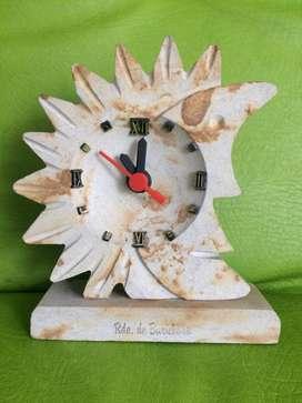 Reloj piedra de Barichara