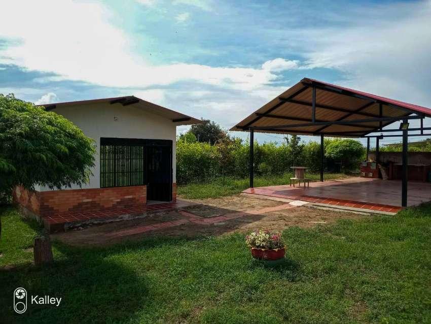 Se vende cabaña en Rivera - Huila