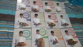 Libro comida cocina colección Sandra plevisani  nuevo libro cocina comida