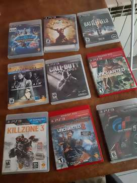 Vendo juegos oferta