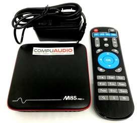 Smart TV Box - Transforme su TV en Smart  TV (Leer descripción)