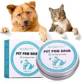 PAW BALM bálsamo natural para mascotas.