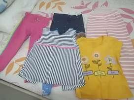 Vendo ropa de niña en exelente estado económico