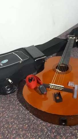 Yamaha c40 electroacustica