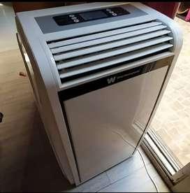 Aire acondicionado portátil frio calor