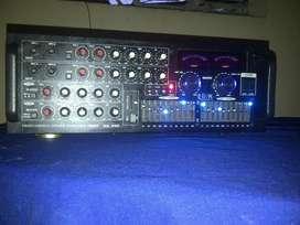 reparación de amplificadores y construcción de plantas de sonido