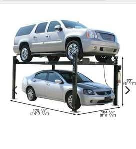 Duplicadores de Parqueo para vehículos