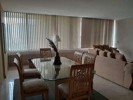 alquiler departamento amoblado 2 dormitorios en Torres Hilton