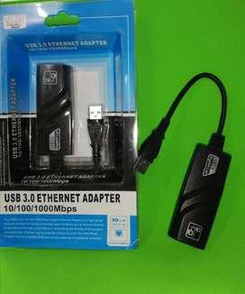 Usb 3.0 Gigabit Ethernet Adaptador Adapter