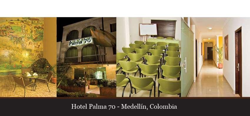 HOTEL PALMA 70 MEDELLIN 0