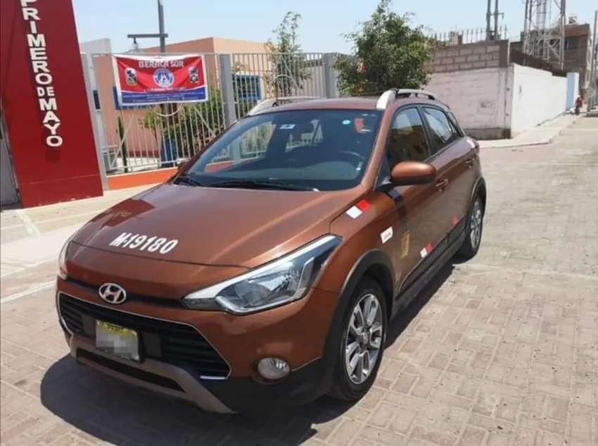 Hyundai I20 ACTIVE 0